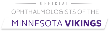 Official Ophthalmologists of the Minnesota Vikings