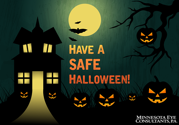 Have a safe halloween! From MNEYE