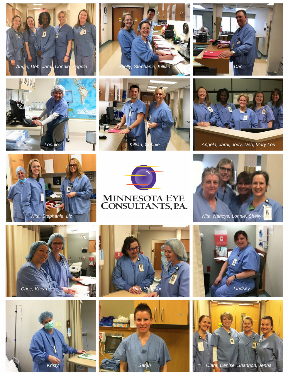 Nurses Collage 2017
