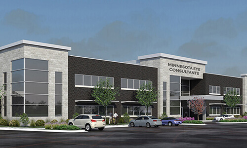 Rendering of what the Woodbury location will look like