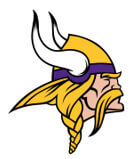 The Minnesota Vikings Logo