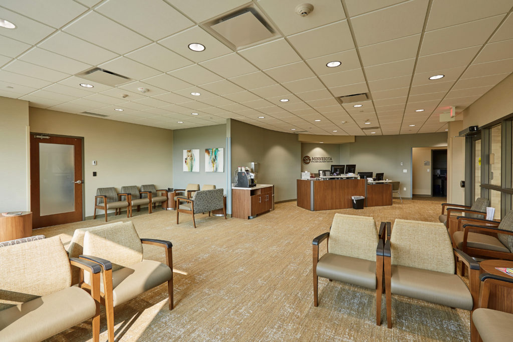 Surgery Center Lounge