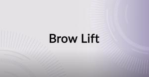 Brow Lift Video