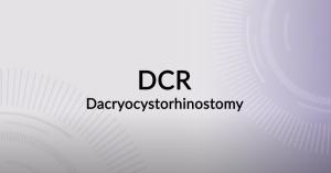 DCR Surgery Video
