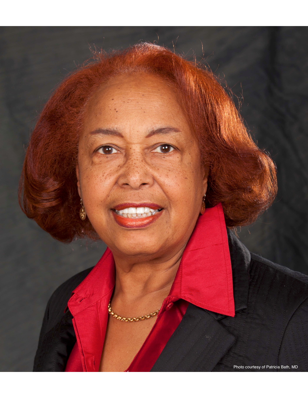Professional photo of Dr. Patricia Bath