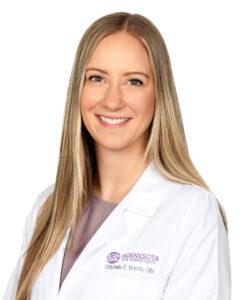 Dr. Cristelle Boots Headshot